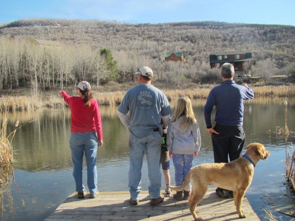 Aspen Lake Family Area